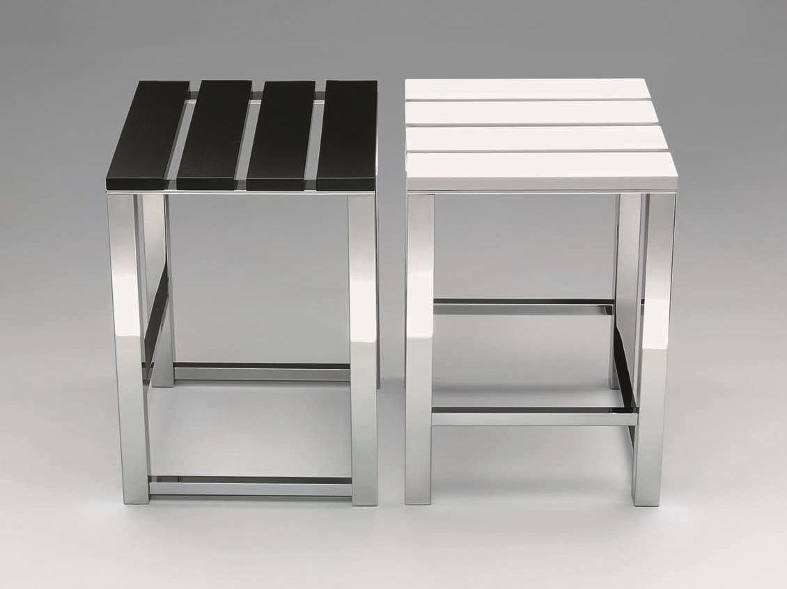 Bathroom stool dw 68 by decor walther for Sgabello per il bagno