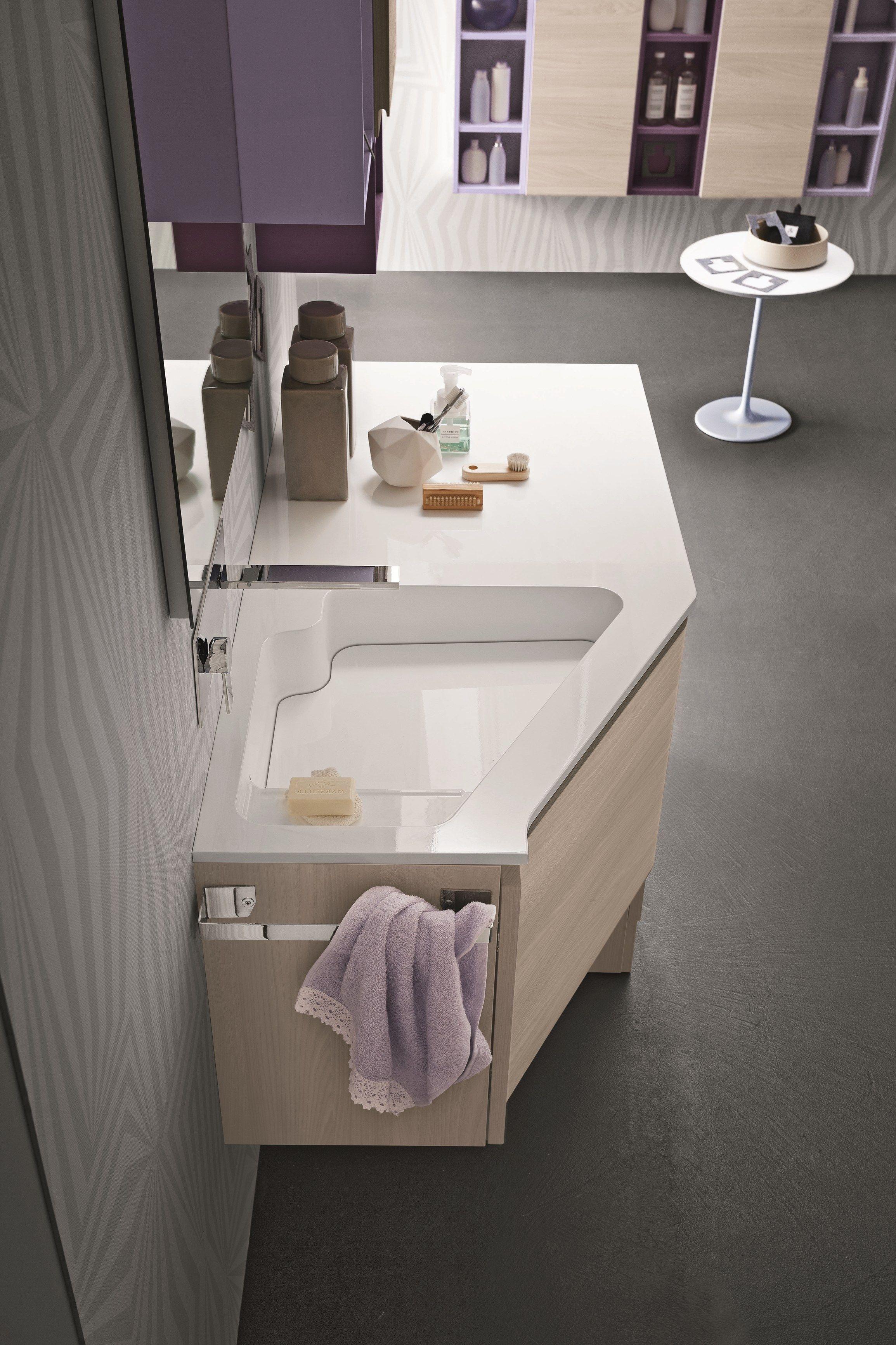 Arredo bagno completo ab 6020 by rab arredobagno - Rab mobili bagno ...