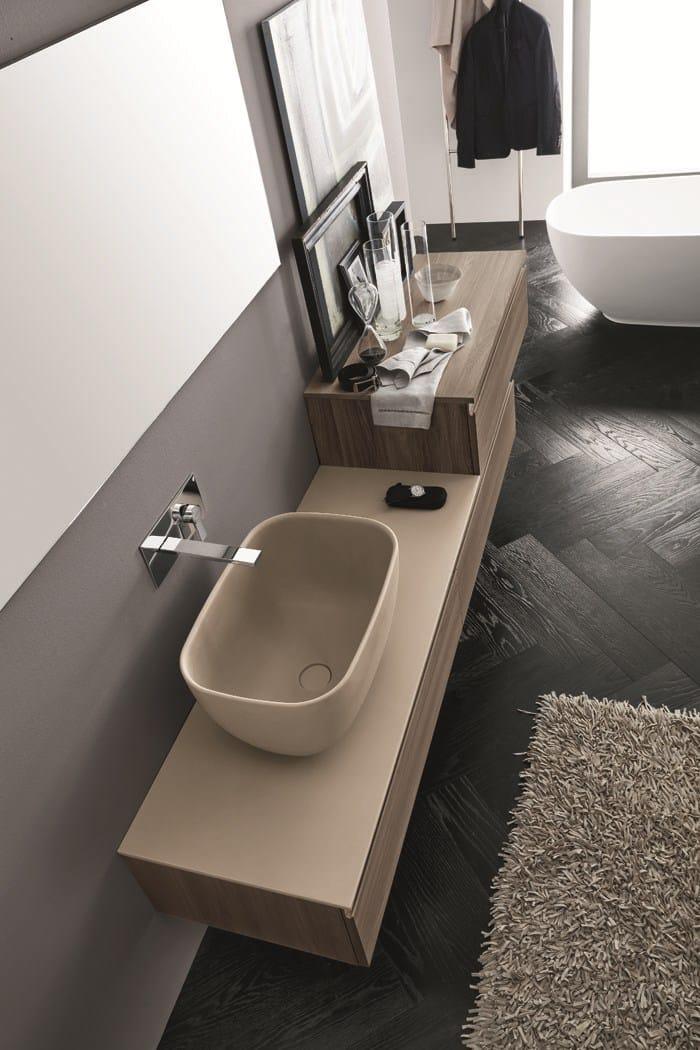 Arredo bagno completo ab 6040 collezione hope by rab - Arredo bagno completo ...