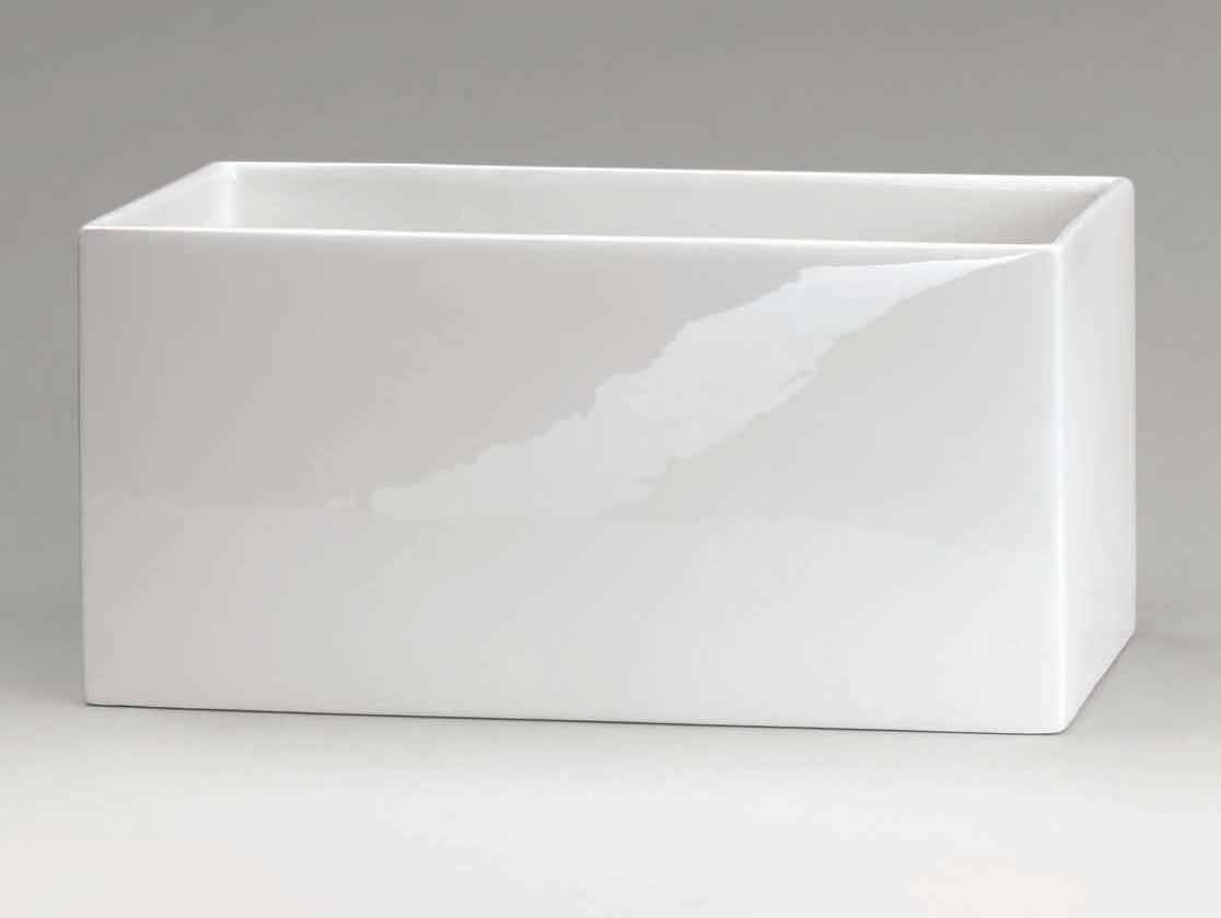 Scatola portaoggetti da bagno in porcellana dw 624 by - Portaoggetti bagno ...