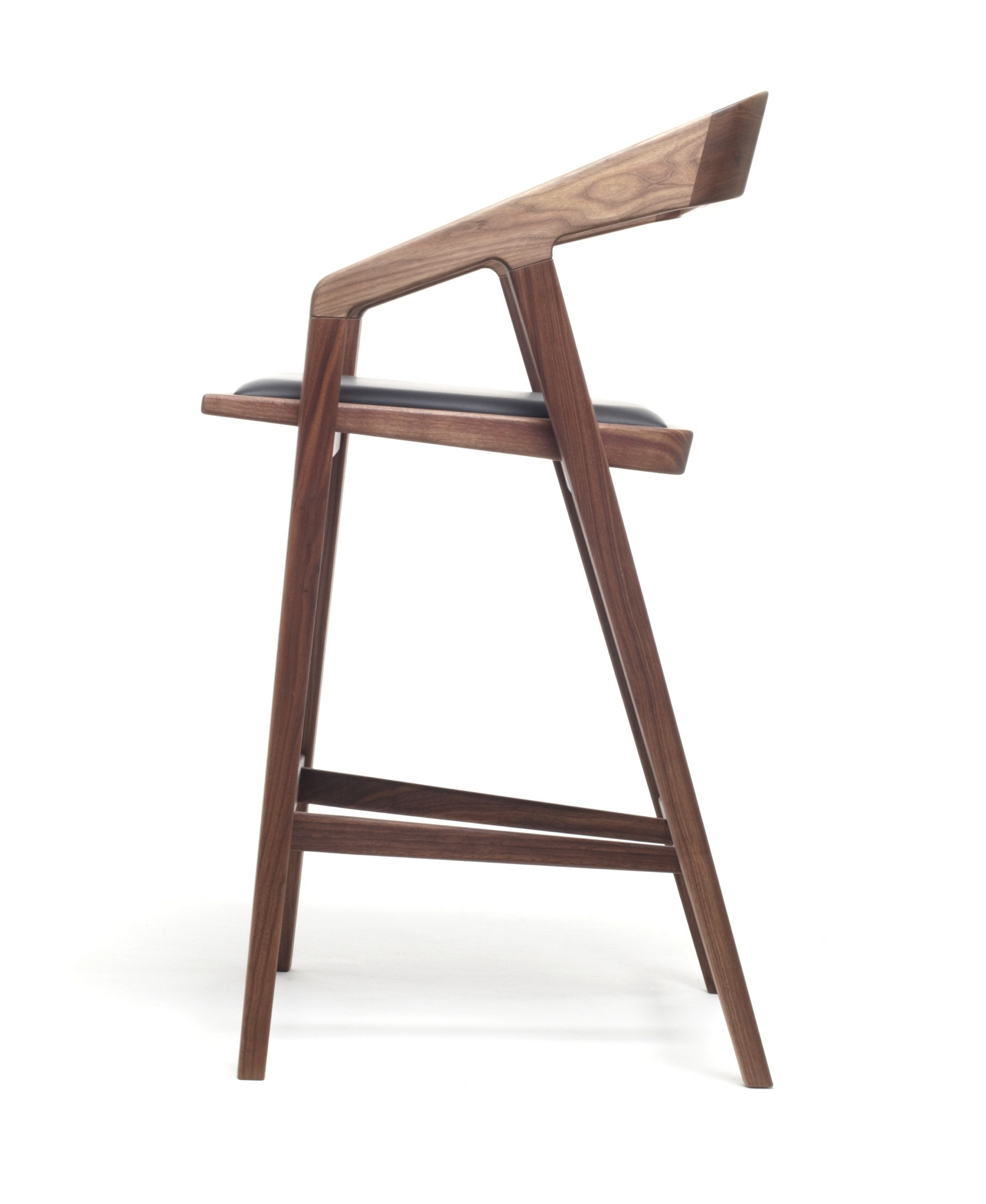 KATAKANA Tabouret by Dare Studio design Sean  # Tabouret De Bar Design Bois