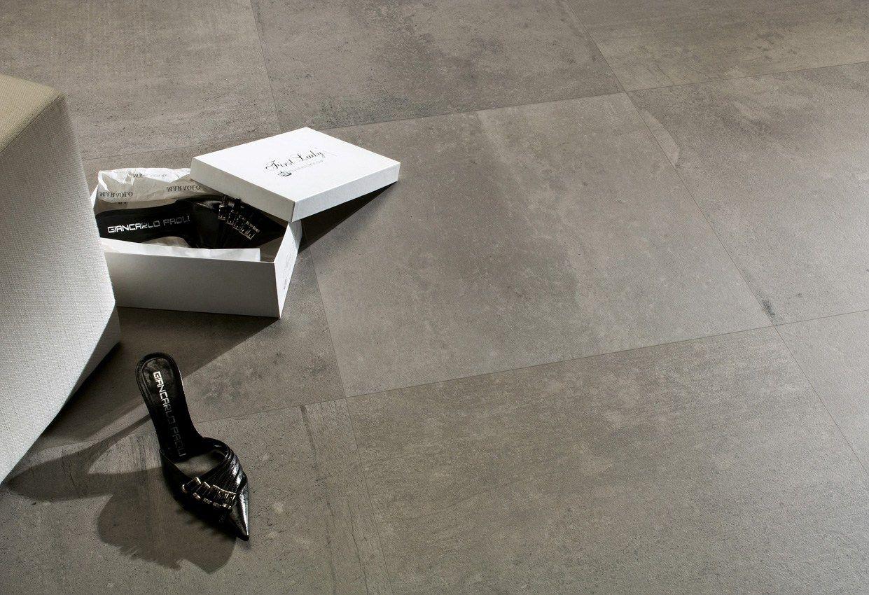 Pavimento/rivestimento in gres porcellanato effetto resina RESINE ...