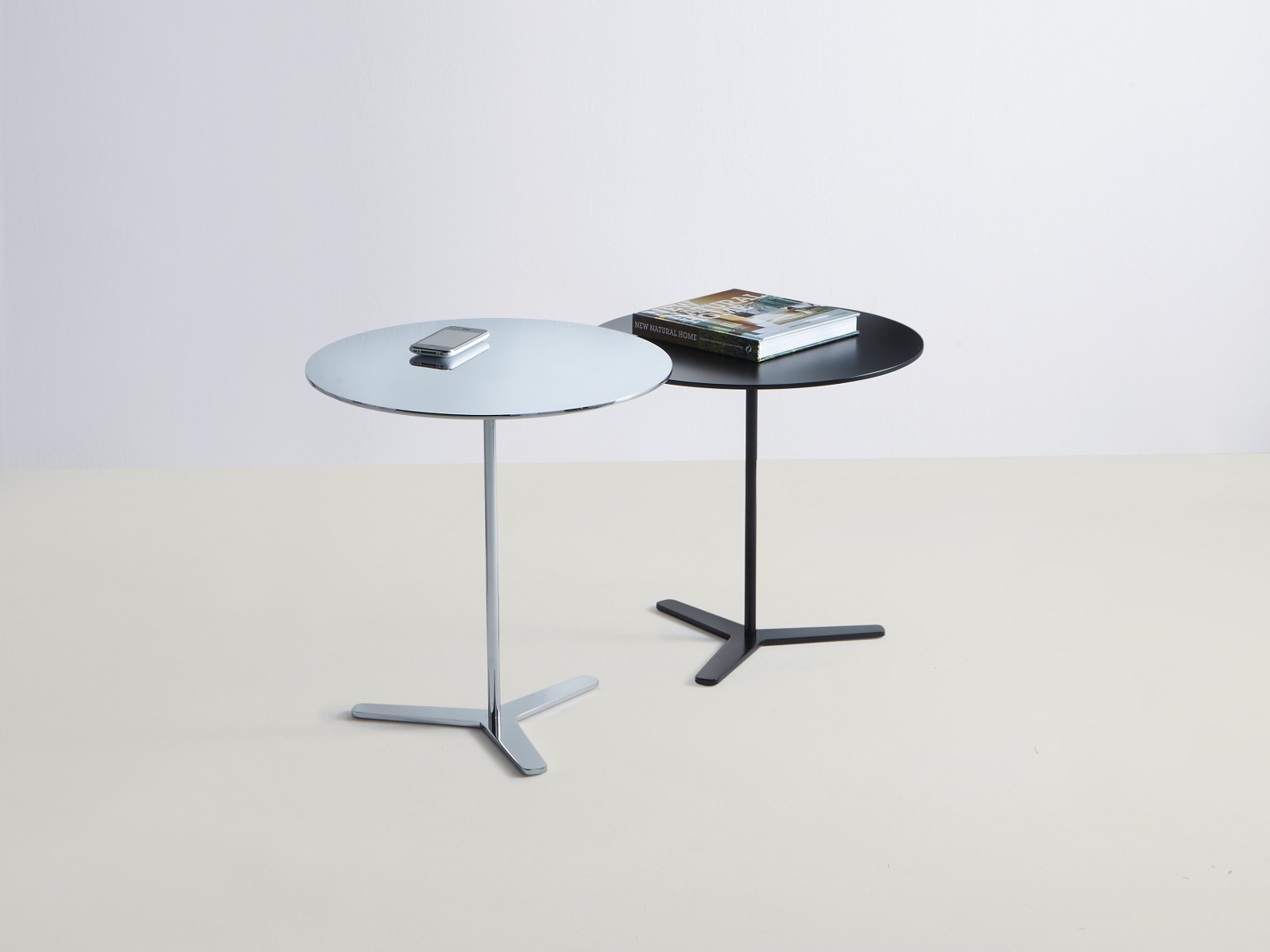 Round Mdf Coffee Table Tre By Mox Design Charles O Job