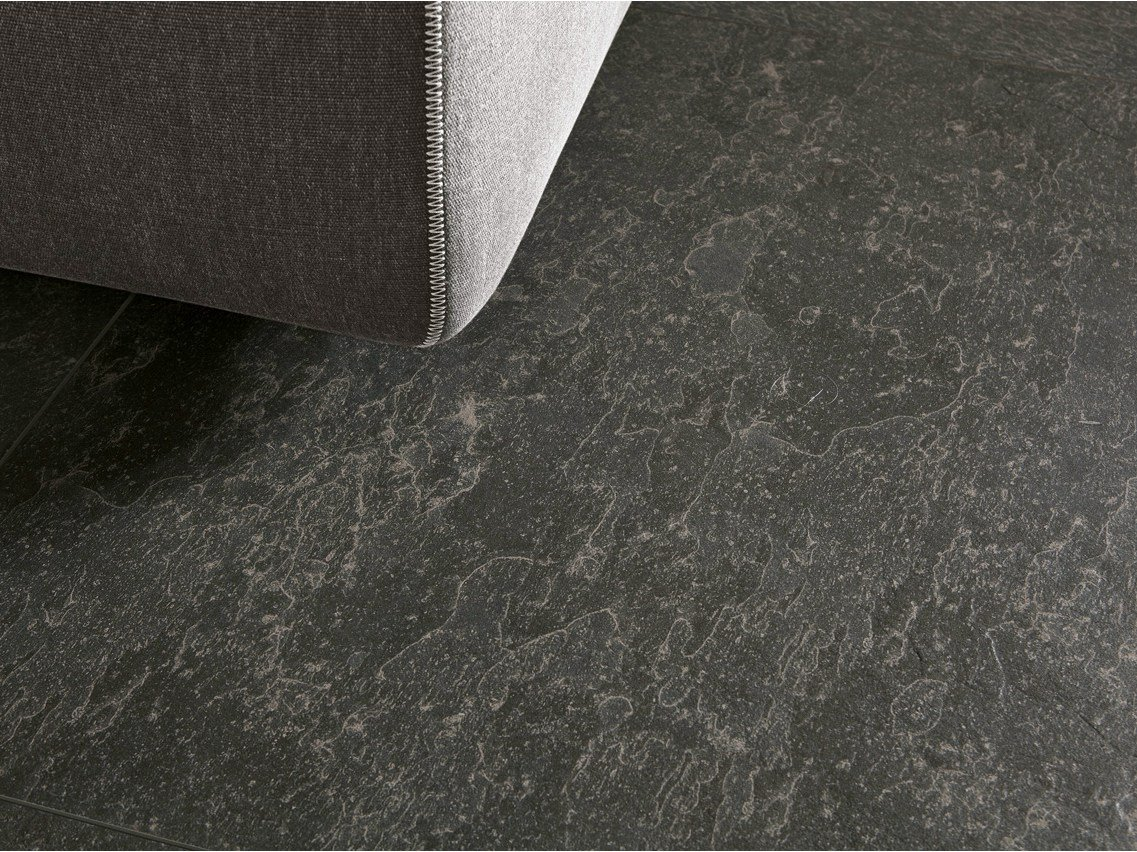 Arkesia pece pavimento by edimax ceramiche for Pavimento effetto pietra