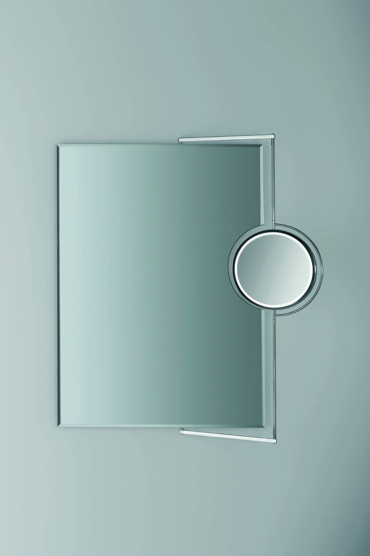 Miroir rectangulaire mural pour salle de bain recto iii by - Decor mural salle de bain ...