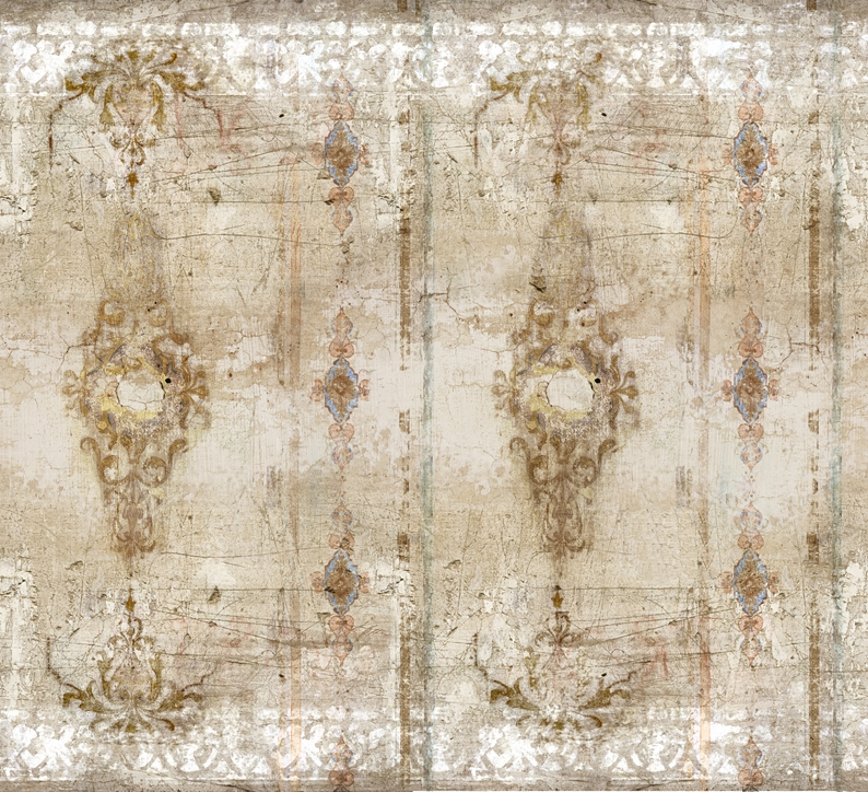 tapete in mauer optik borgia by wall dec design christian benini. Black Bedroom Furniture Sets. Home Design Ideas