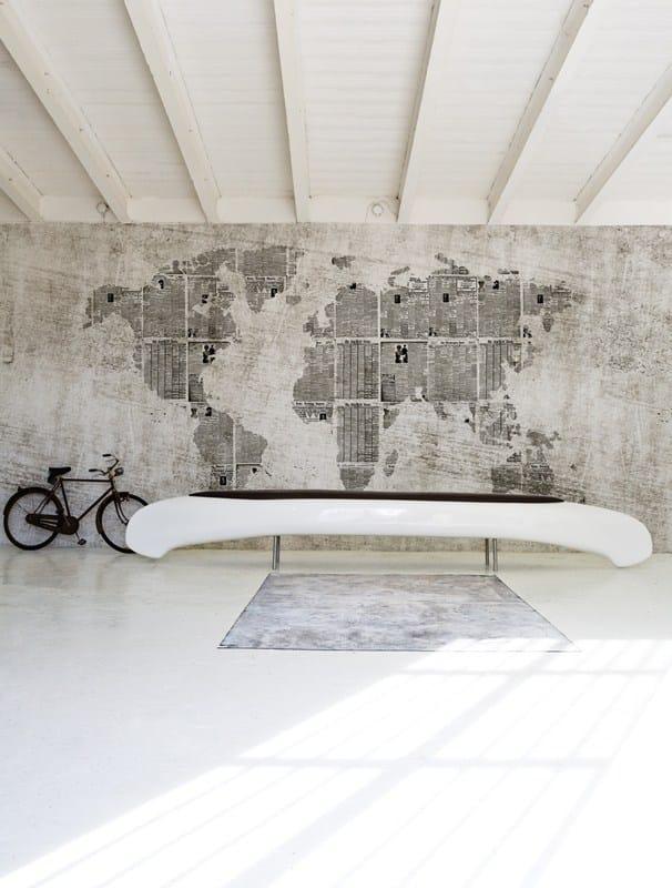 carta da parati con paesaggi news planet by wall&decò design ... - Carta Da Parati Paesaggi Naturali