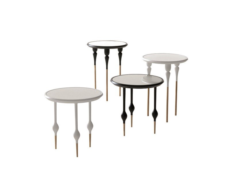 Lacquered Mdf Coffee Table Philippe I Coffee Tables Contemporary Collection By Casamania