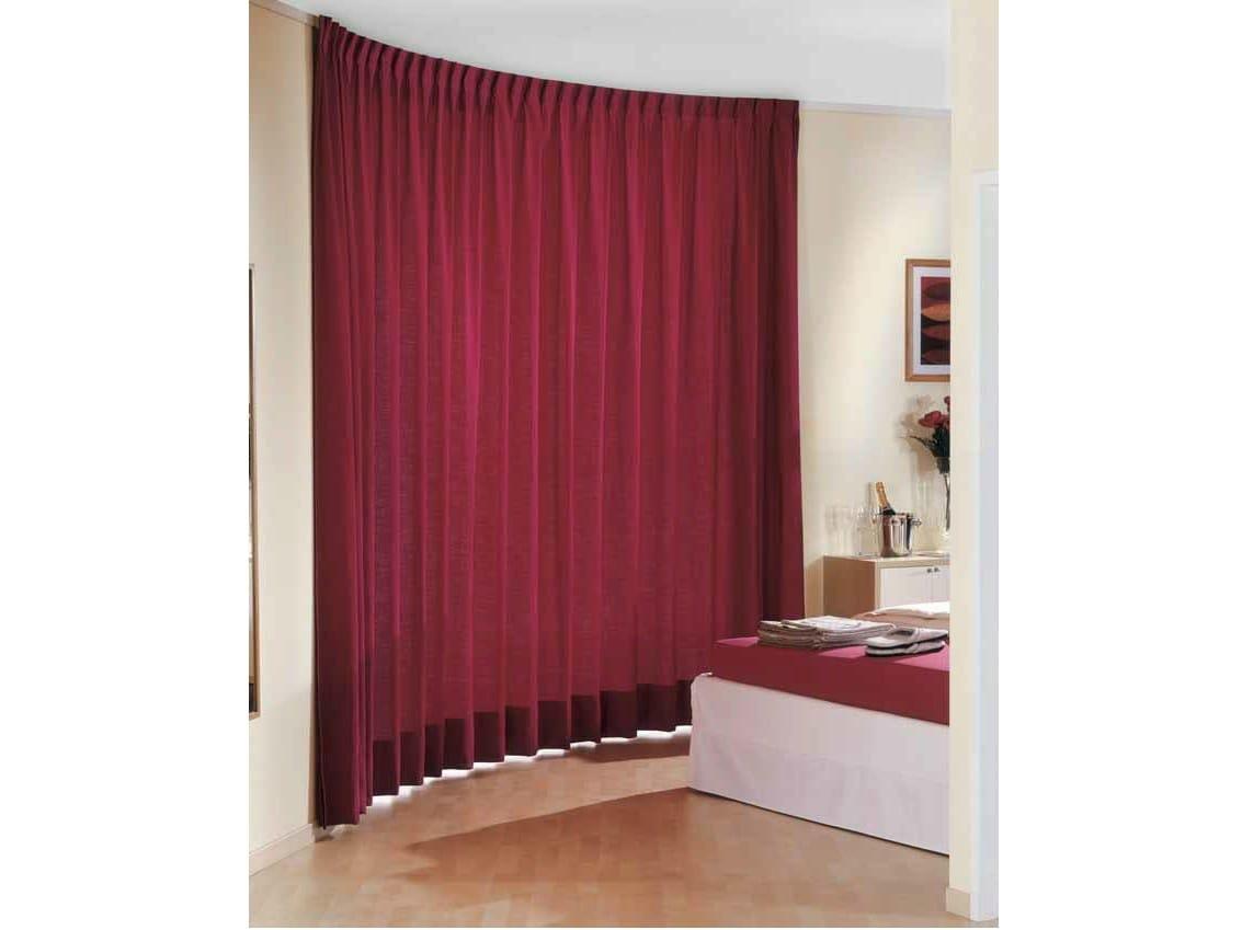 Riel para cortinas arco 470 by mottura sistemi per tende - Cortinas con riel ...