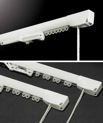 rail pour rideaux pr t suspendre ego 480 by mottura sistemi per tende. Black Bedroom Furniture Sets. Home Design Ideas