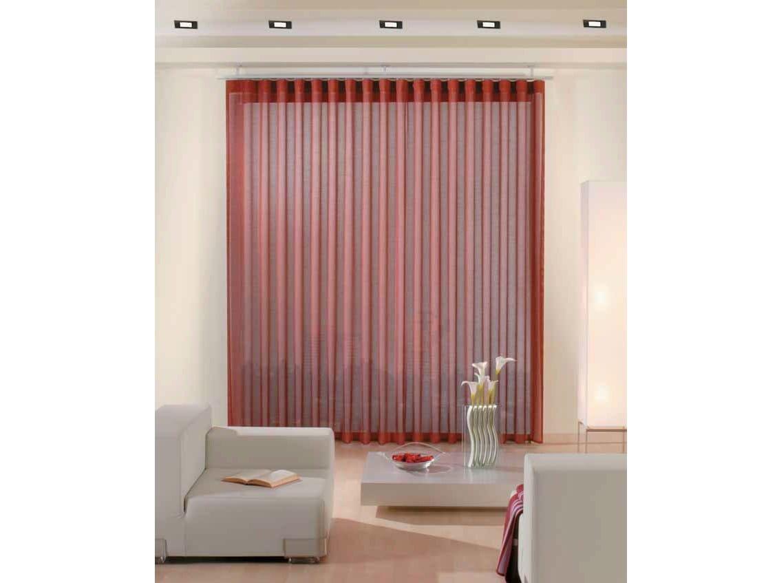 Riel para cortinas stralys 477 by mottura sistemi per tende for Ganchos para cortinas de riel