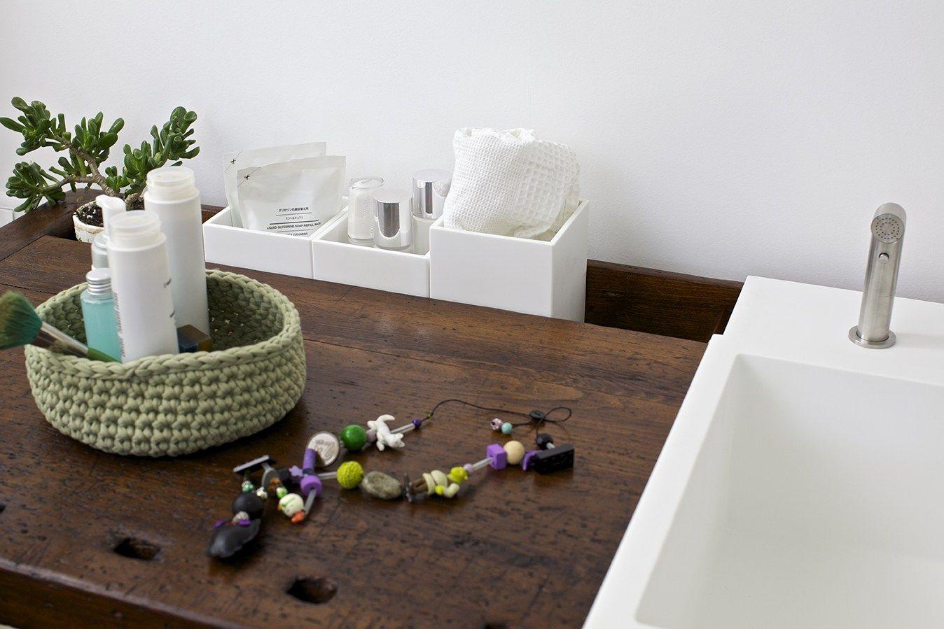 Waschtischunterschrank aus Holz TAUL By Rexa Design Design ... | {Waschtischunterschrank design 93}