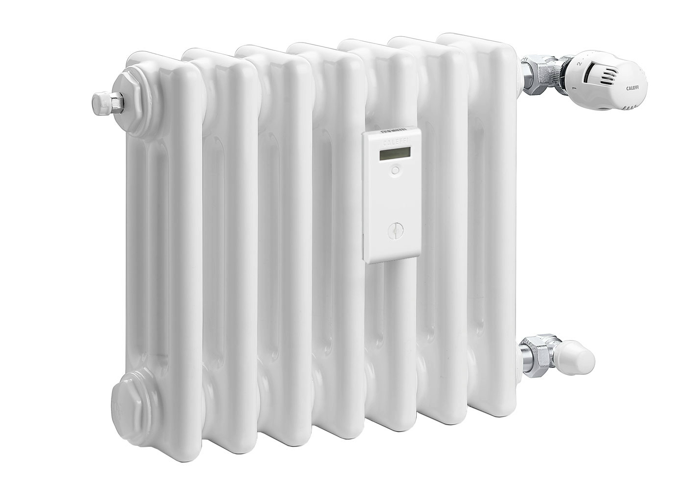 costo valvola termostatica caleffi installazione
