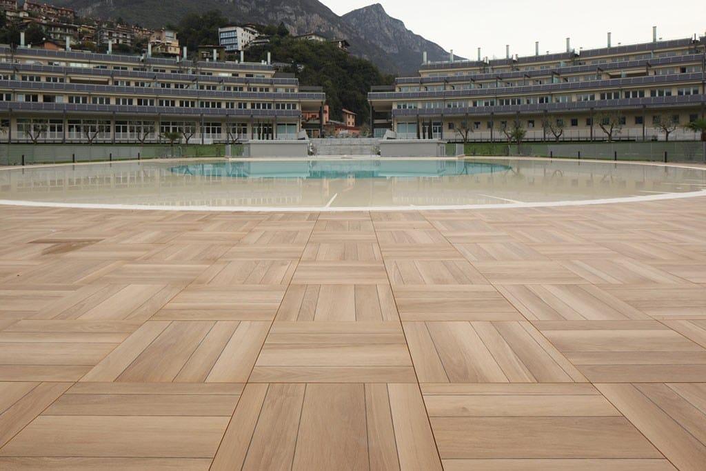 pavimento rivestimento effetto legno life oak by ceramiche. Black Bedroom Furniture Sets. Home Design Ideas