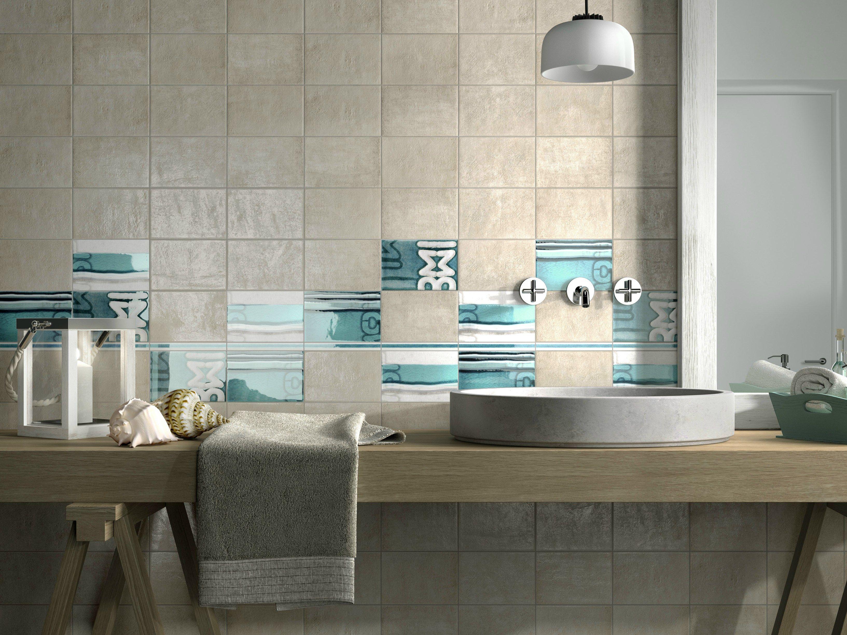 Ceramica imola boiserie in ceramica per bagno - Produzione piastrelle ceramica ...