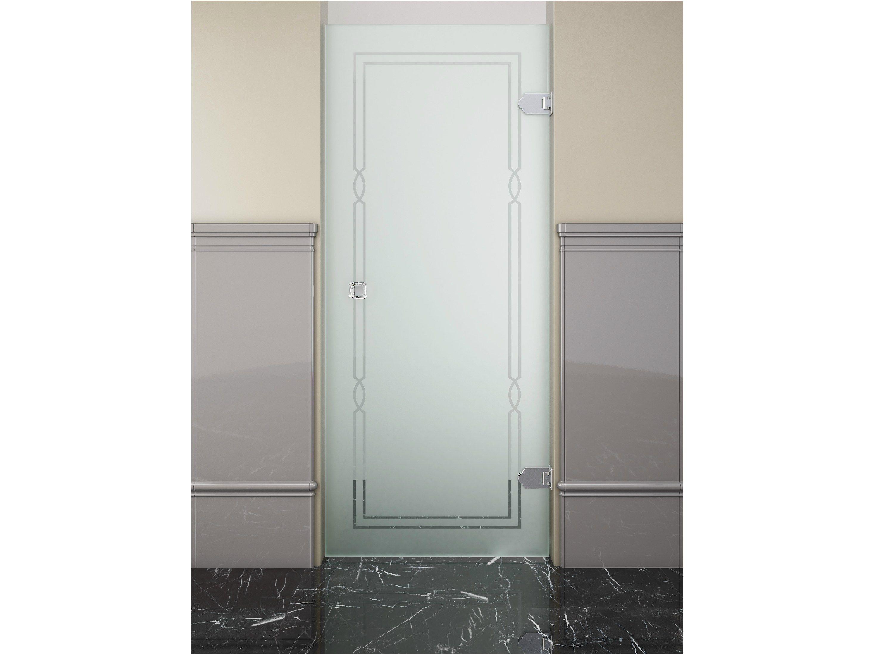 Porta per doccia in cristallo modern by devon devon - Porta per doccia ...