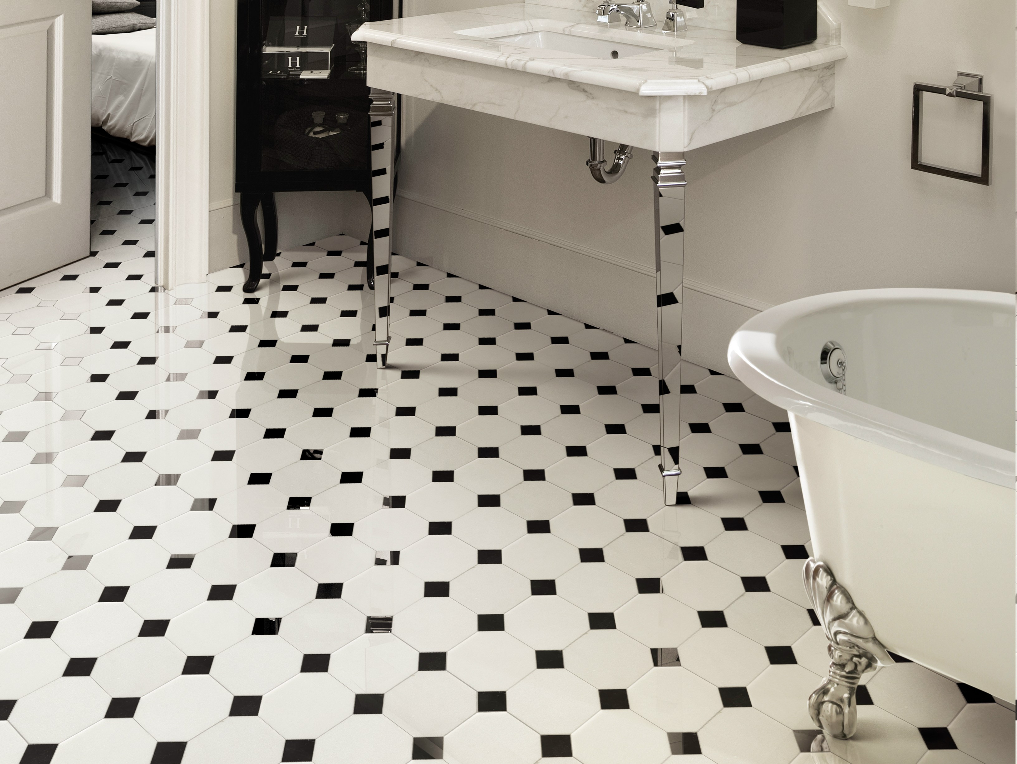 Marble Flooring Lite Marble Tiles By Devon Devon