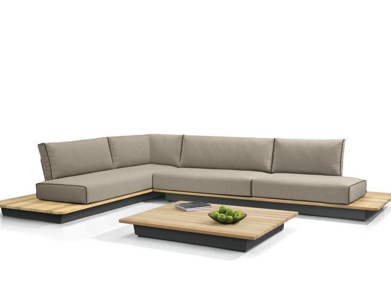 Air sectional sofa by manutti design koen van extergem for Sofa arcon terraza