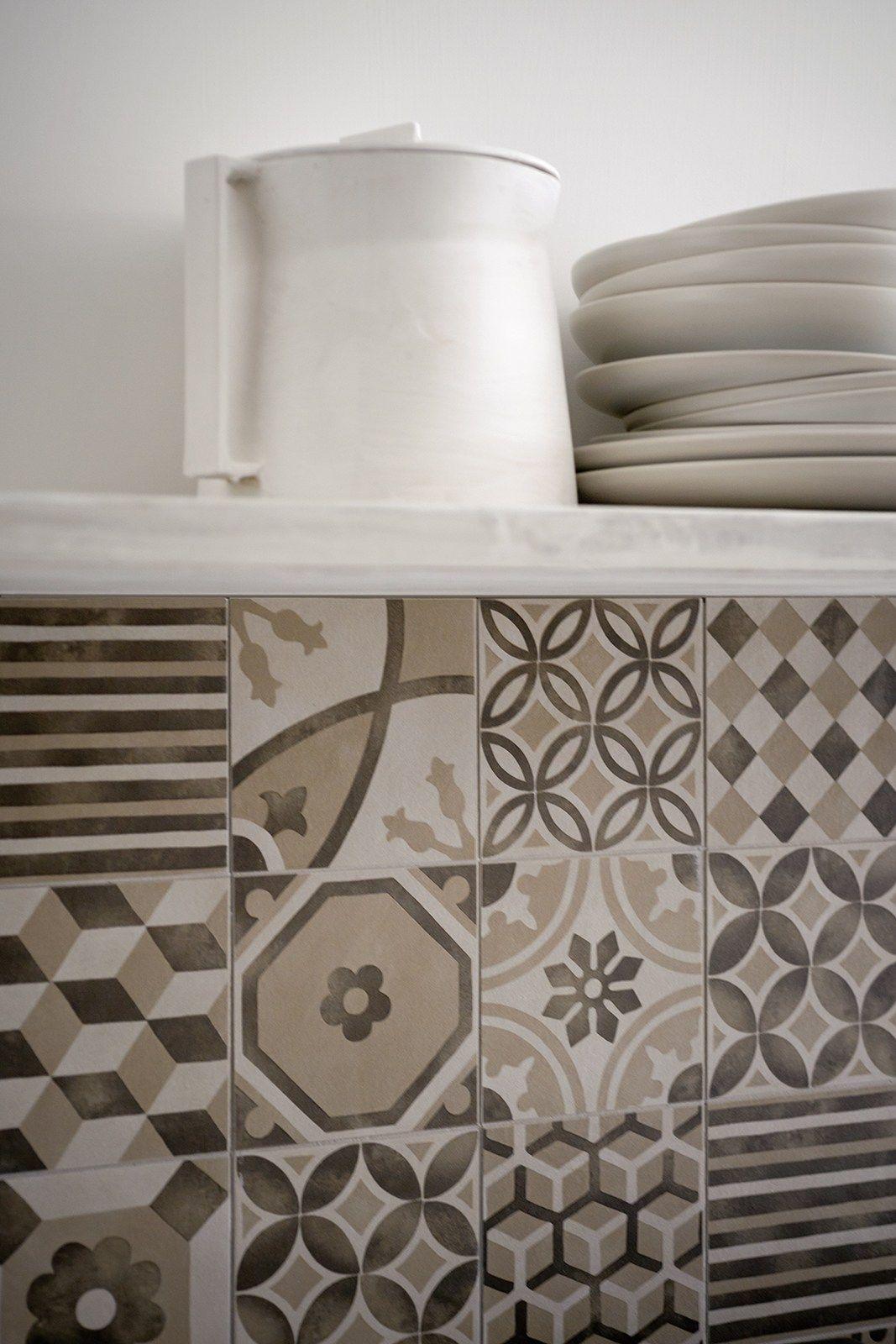 Pavimento rivestimento in gres porcellanato block by marazzi - Rivestimento bagno gres porcellanato ...