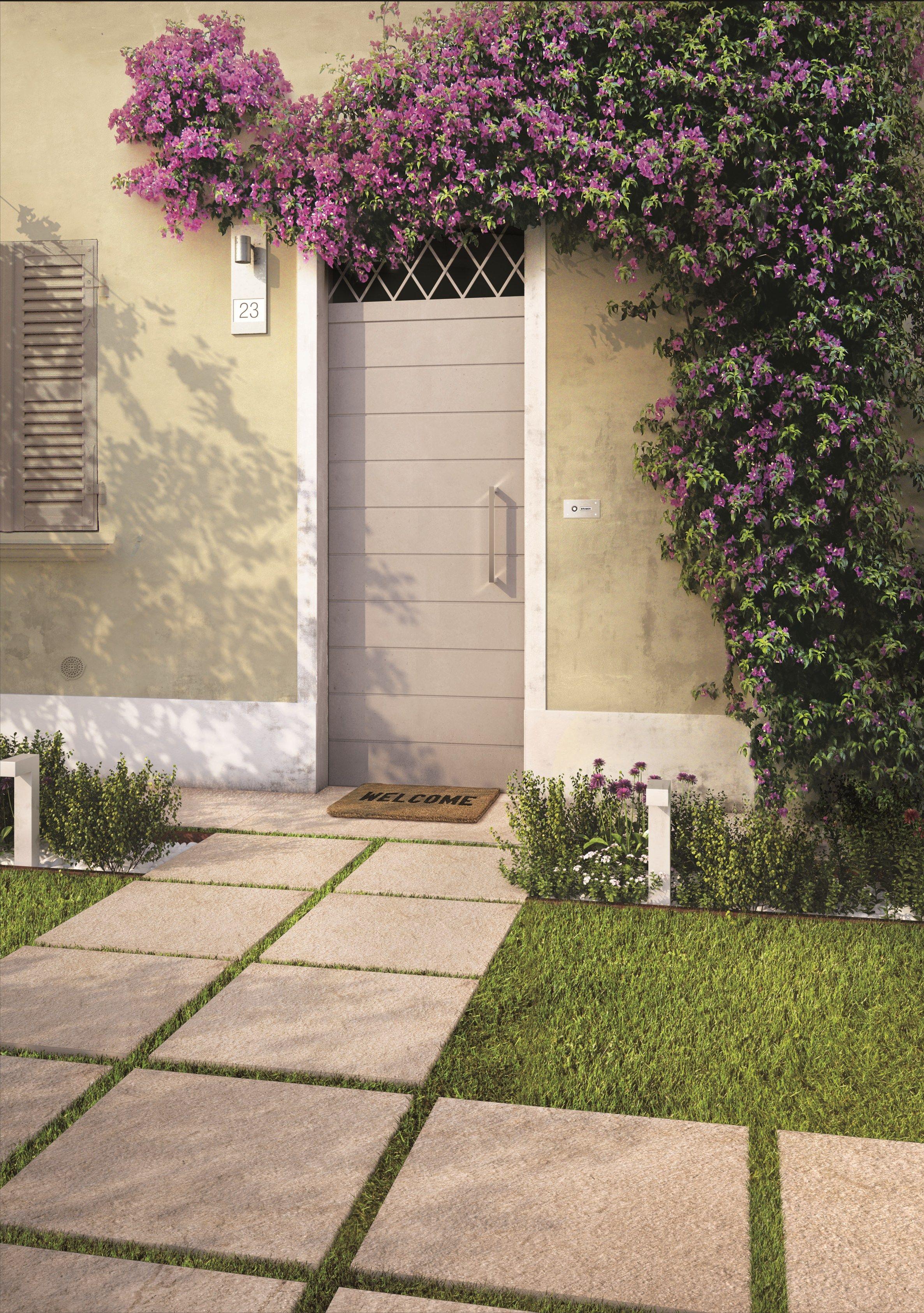 Glazed Stoneware Outdoor Floor Tiles Multiquartz 20 By Marazzi
