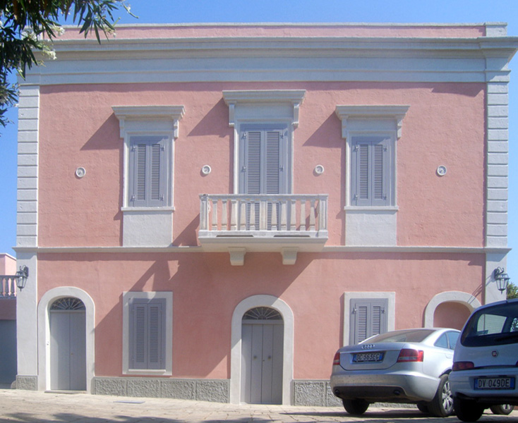 Photo gallery for Pitture esterne case moderne