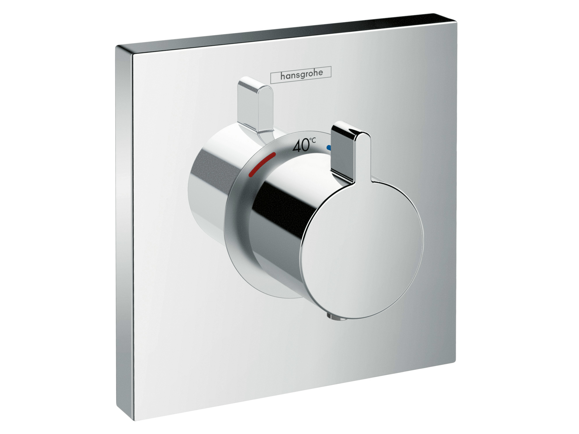 mitigeur thermostatique de douche ecostat i box by hansgrohe. Black Bedroom Furniture Sets. Home Design Ideas