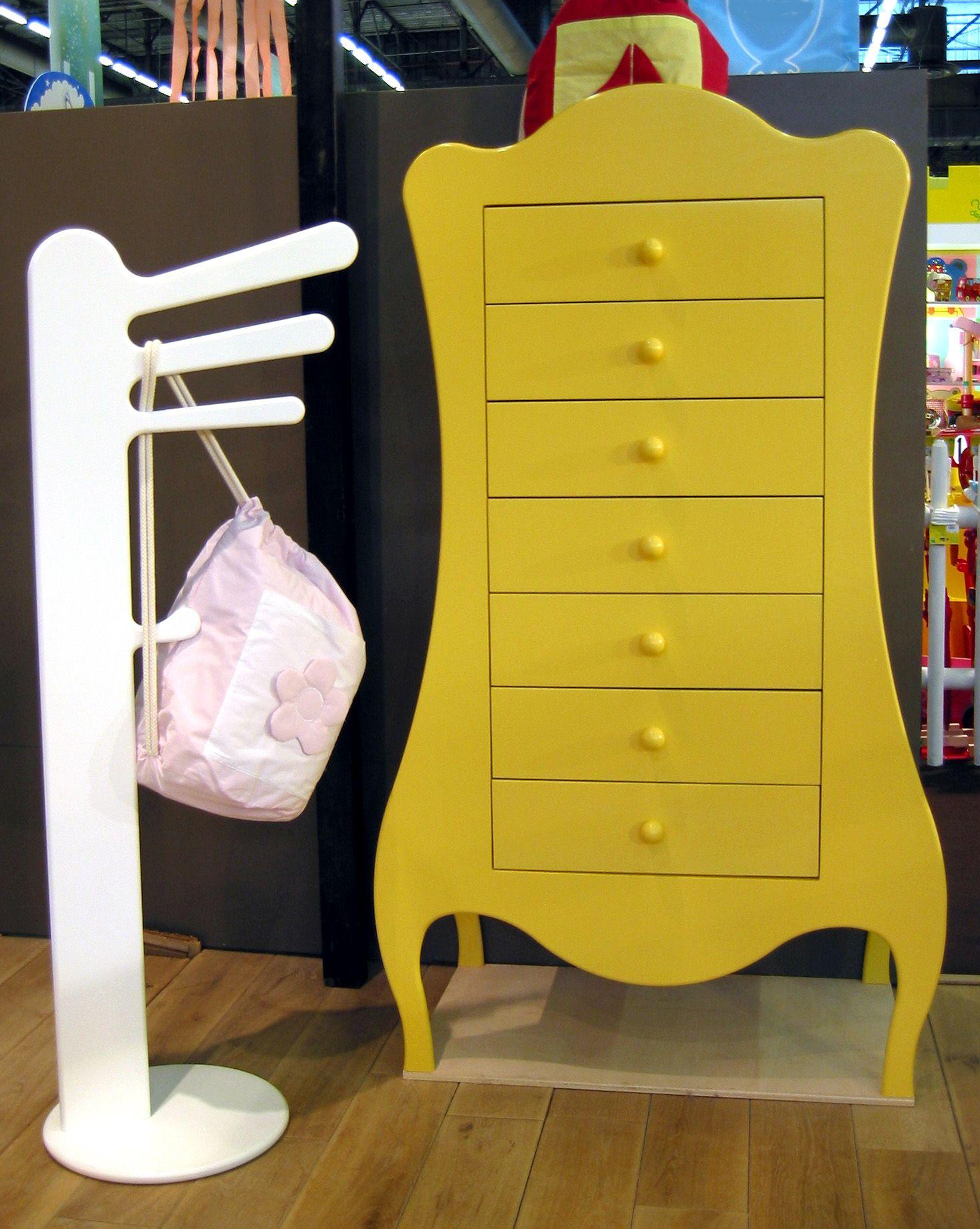 Volute coat rack for children by mathy by bols design Kids coat rack