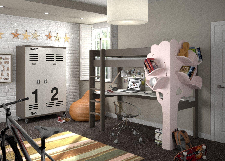 new worker kleiderschrank by mathy by bols design fran ois. Black Bedroom Furniture Sets. Home Design Ideas