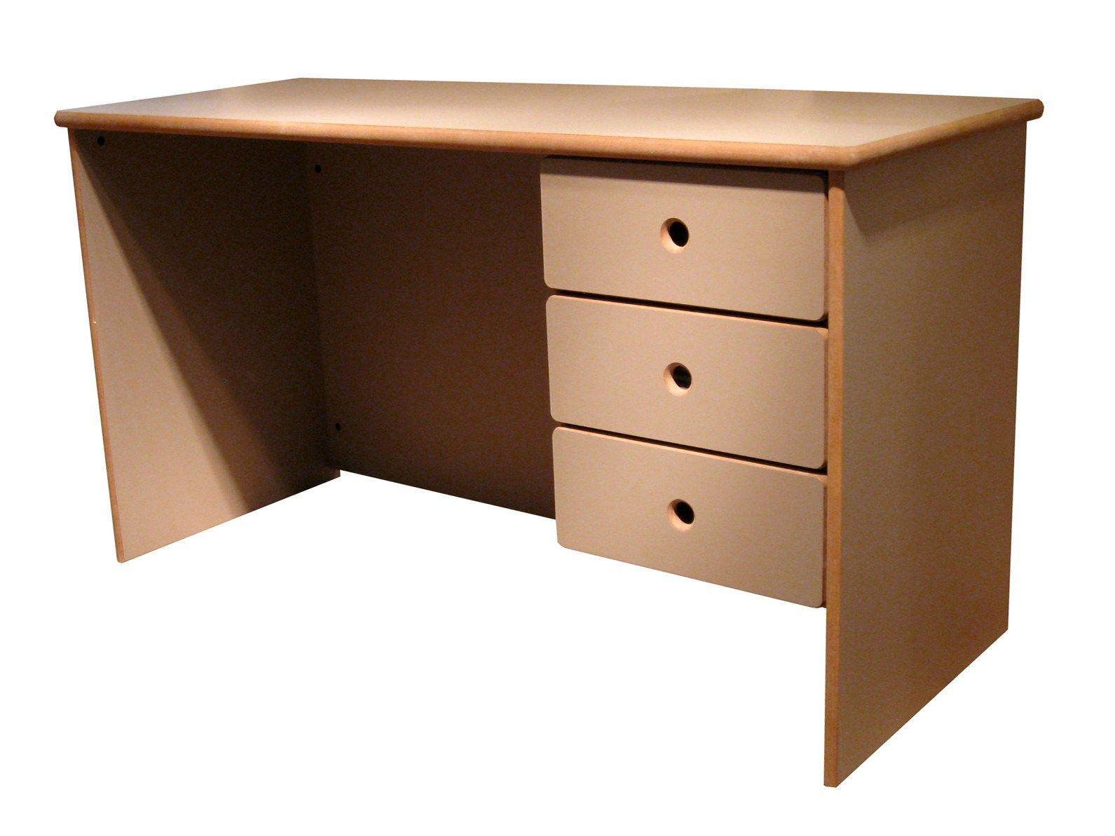 David escritorio con cajones by mathy by bols dise o david - Mesa escritorio con cajones ...