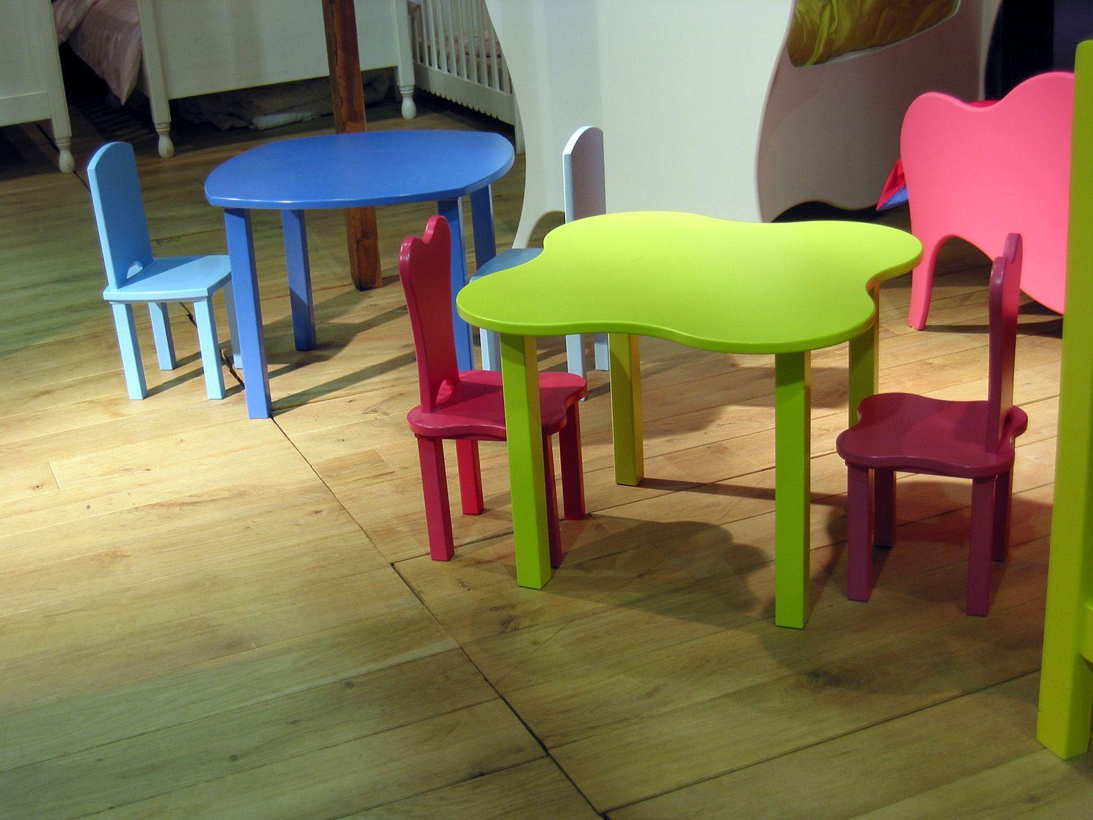 In Legno Per Bambini : Flore Amp Lucy Tavolo Per Bambini By Mathy Bols #7FA12A 1575 1181 Ikea Tavoli E Sedie Da Bar