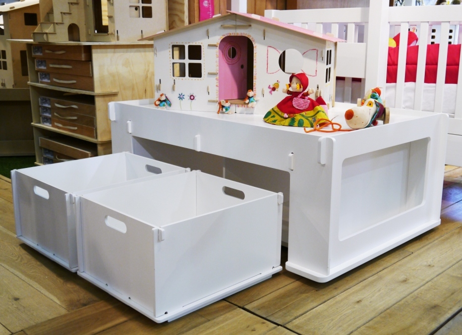 theo bo te de rangement pour jouets by mathy by bols design david enthoven. Black Bedroom Furniture Sets. Home Design Ideas