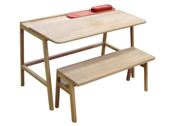 kinderschreibtisch aus holz kollektion vessel by mathy by. Black Bedroom Furniture Sets. Home Design Ideas