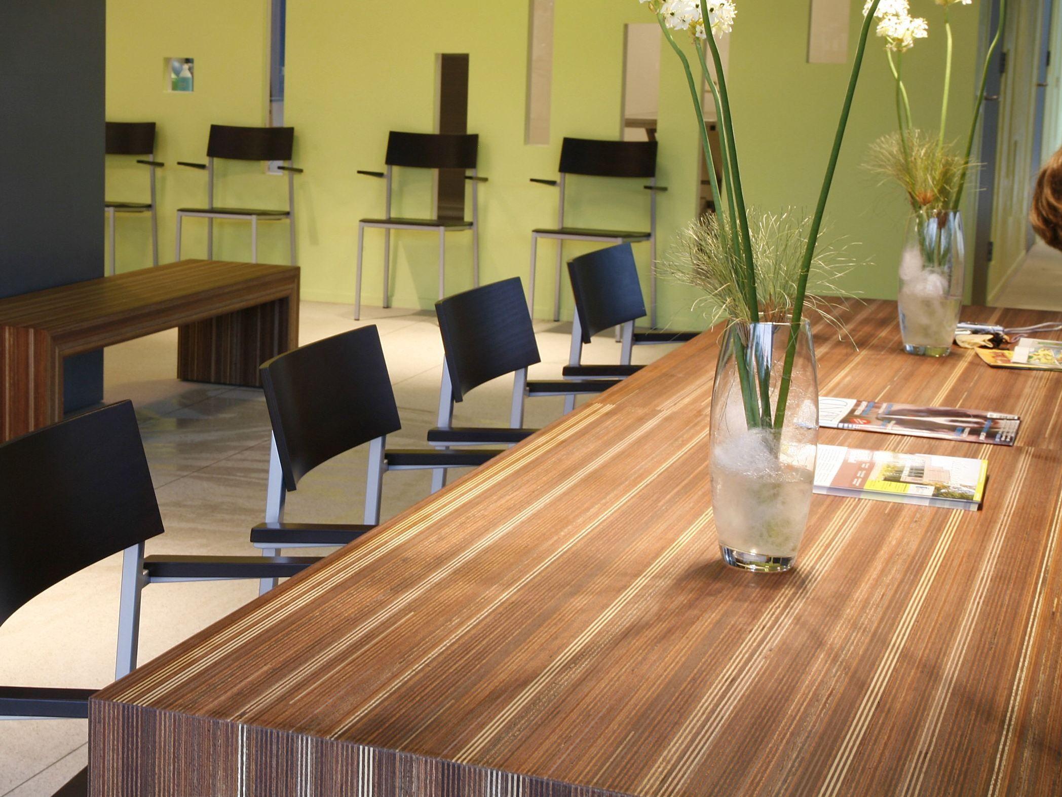 Tablero para mesa de madera by plexwood - Tableros para mesas ...