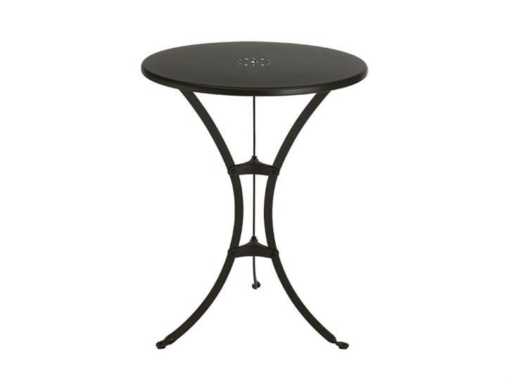 Tavolo da giardino rotondo raffaello by scab design - Tavolo rotondo da giardino ...