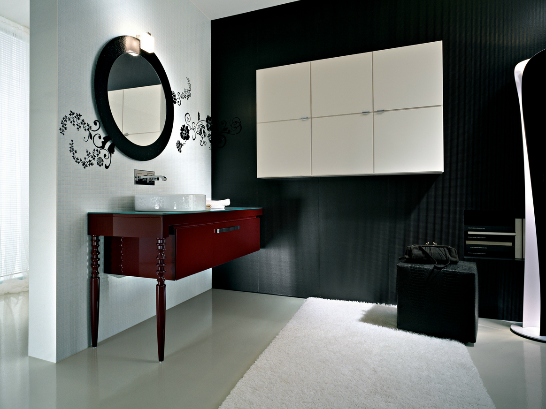 Baños Estilo Art Deco:Baño completo de estilo art déco DEKÒ