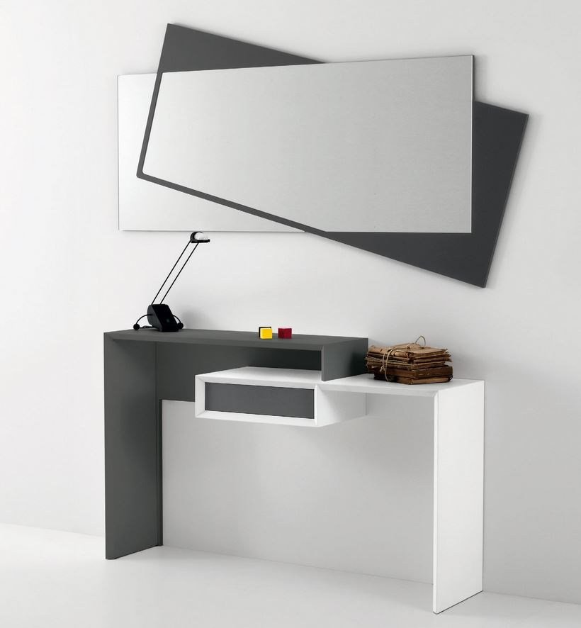 smart table console by italy dream design kallist. Black Bedroom Furniture Sets. Home Design Ideas