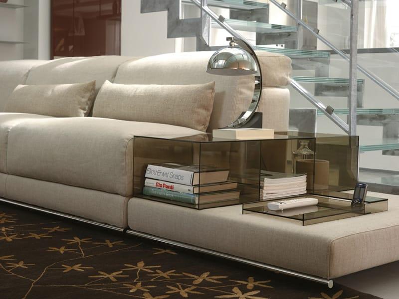 Joe divano a 3 posti by milano bedding design alessandro elli for Divano letto milano