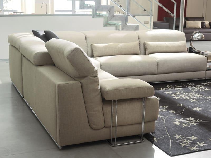 Joe corner sofa by milano bedding design alessandro elli for Milano bedding