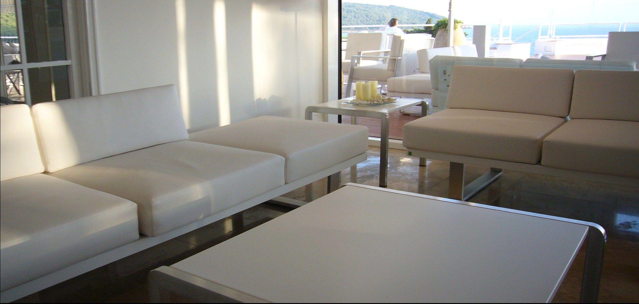 Cossyra isola divano by metalco design alfredo tasca - Divano a isola ...