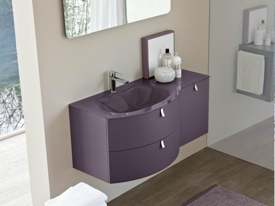 Mobile lavabo con cassetti comp mfe15 by ideagroup - Arredo bagno trovaprezzi ...