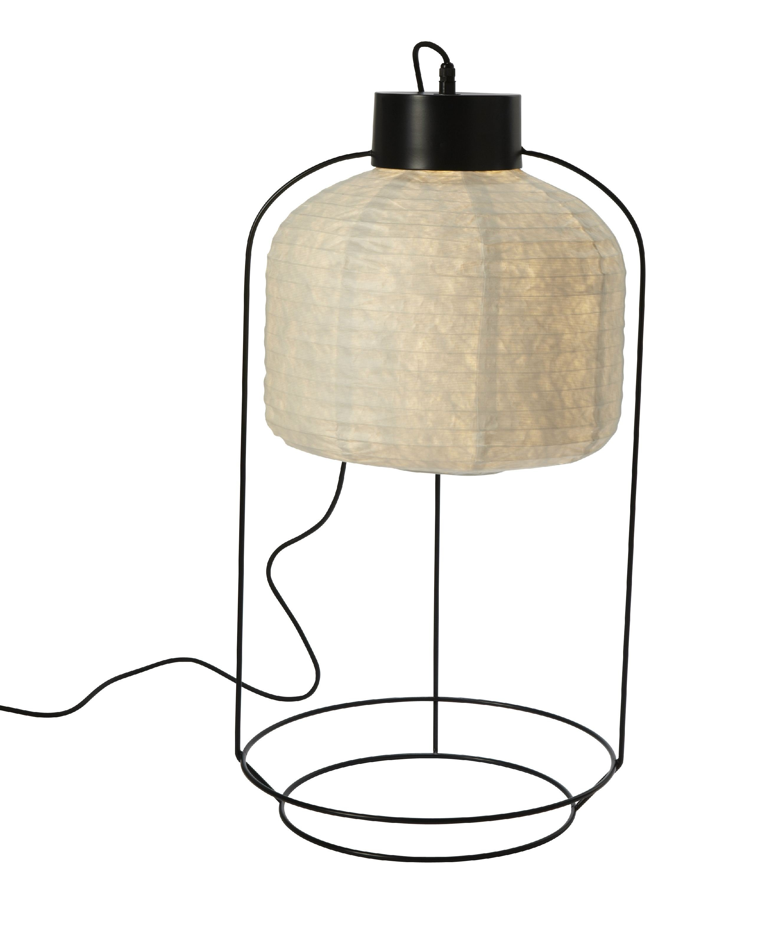 Table lamp cage gm cage collection by forestier design for Design table lamp giffy 17 7