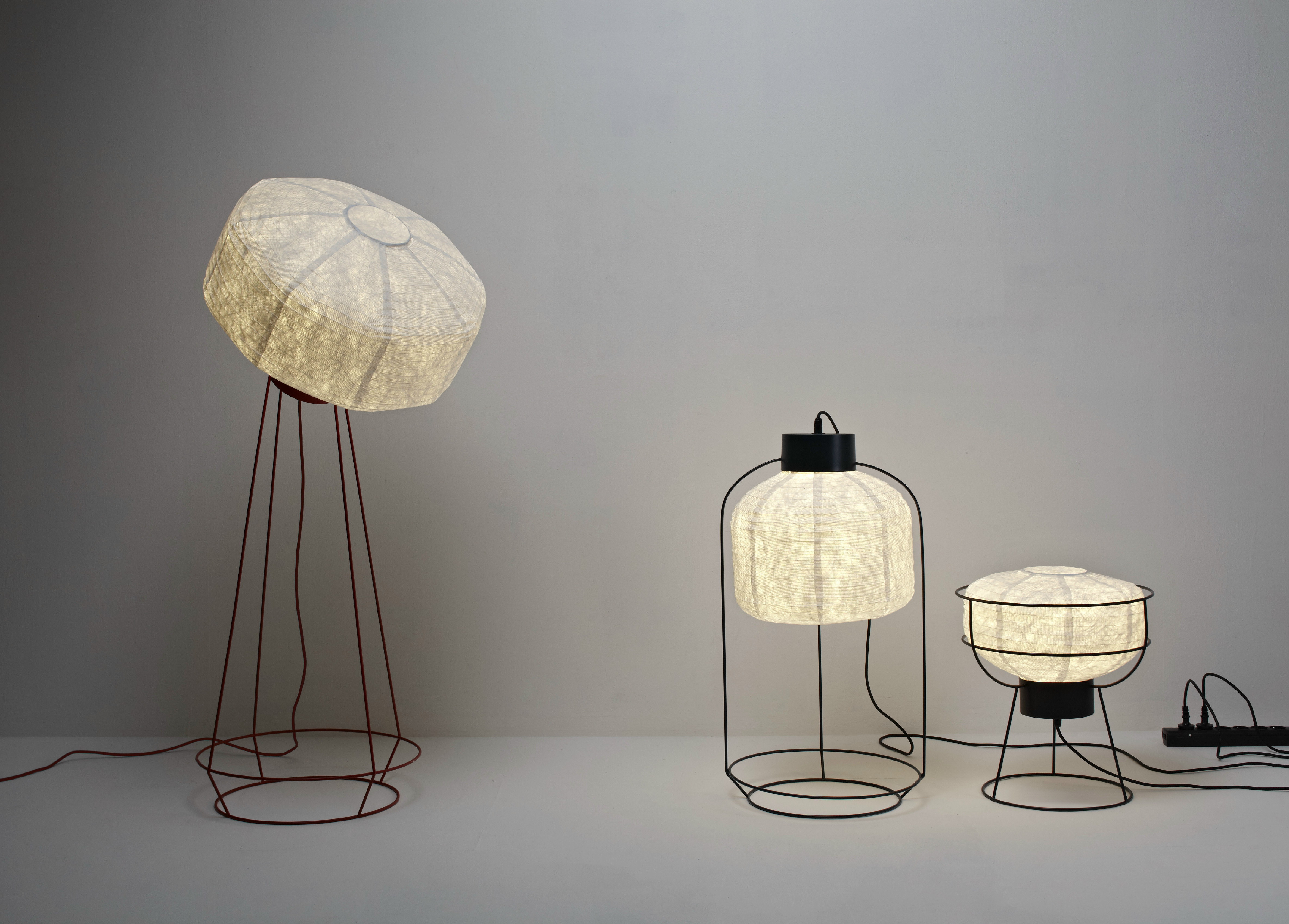 Table Lamp Cage Gm Cage Collection By Forestier Design