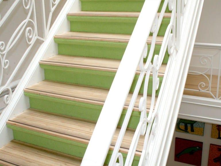 Revestimiento para escaleras de madera escaleras by plexwood - Revestimiento para escaleras ...