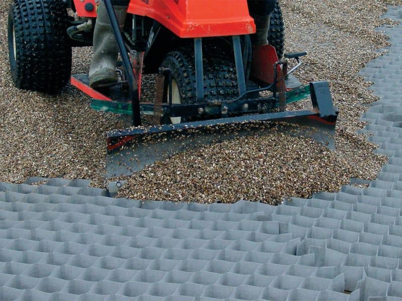Consolida o de solo e da funda o dupont plantex for Dupont ground grid stabilisateur de graviers