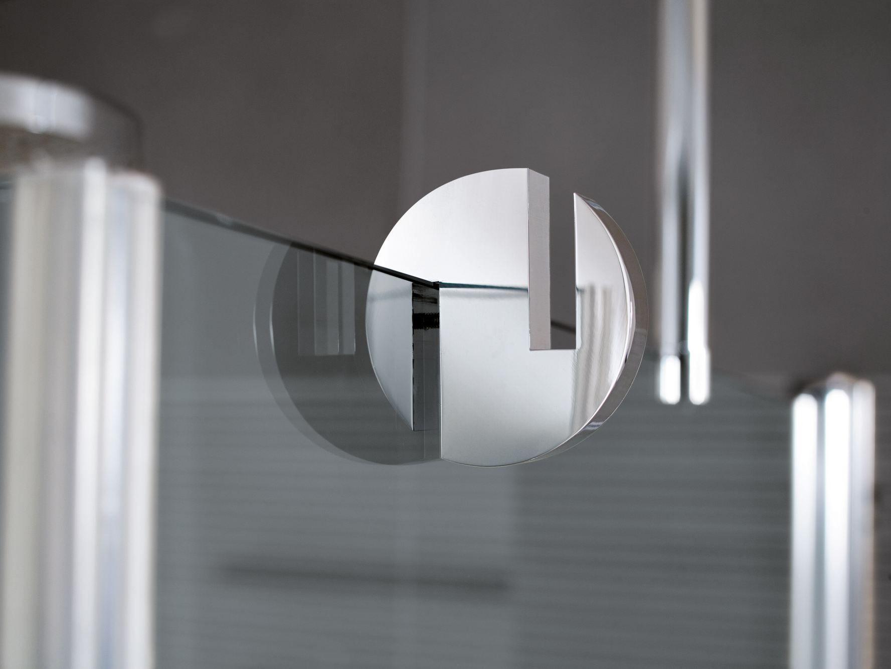 Porta accappatoio in acciaio collezione hand by ideagroup - Porta accappatoio da doccia ...