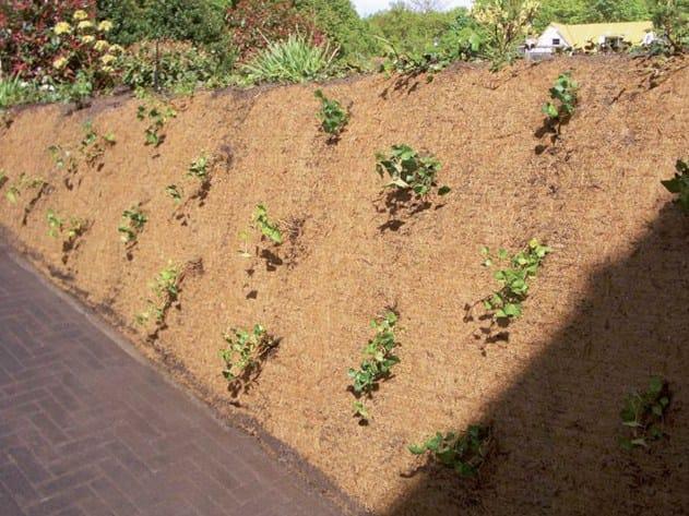 Tessuto non tessuto per terreni pendenti dupont plantex - Telo tessuto non tessuto giardino ...