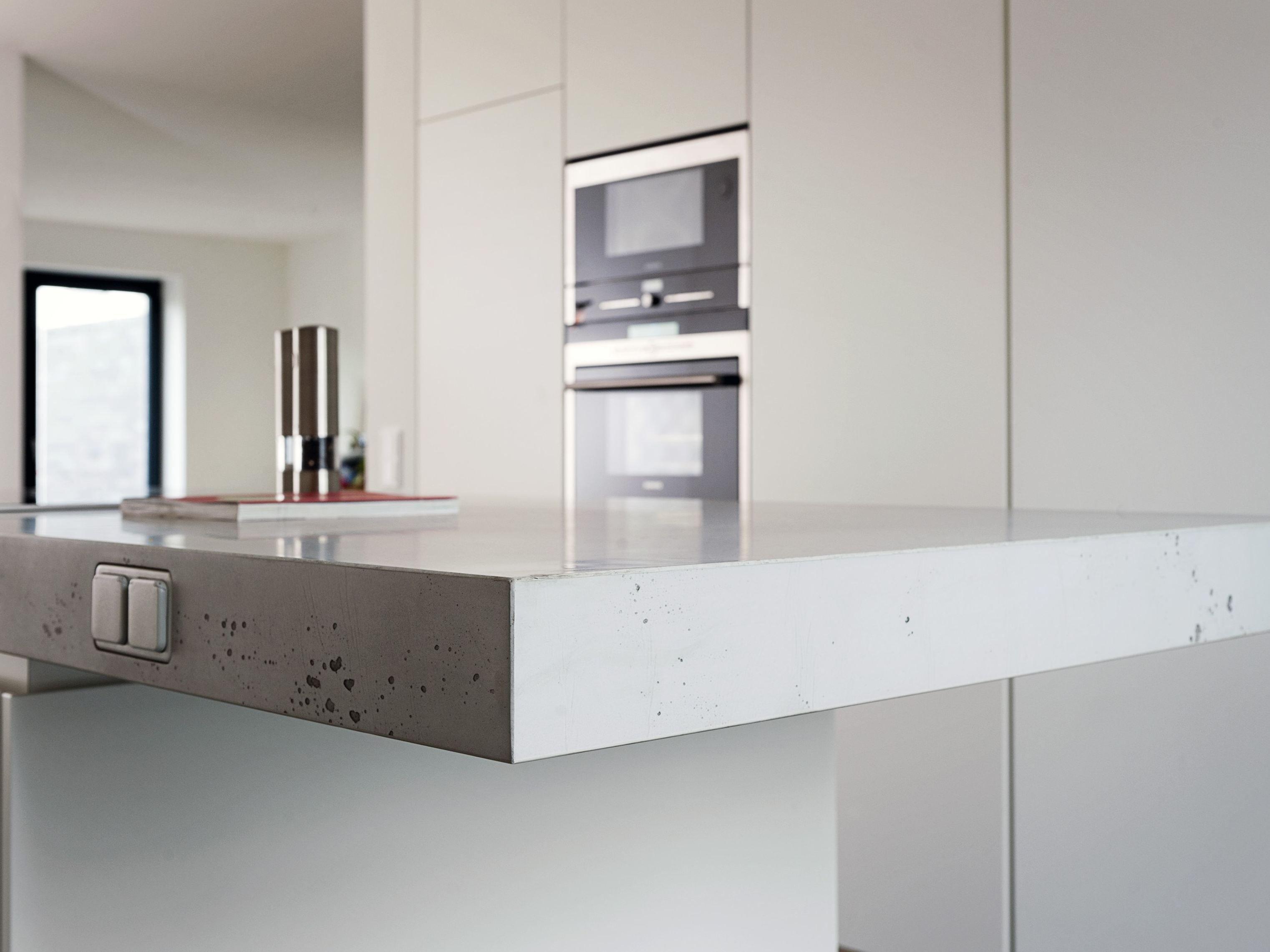 Encimera de cocina de madera contrachapada imi plus by for Encimeras de madera para cocinas