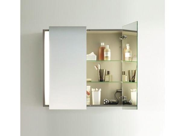 Ketho mobile bagno con specchio by duravit italia design - Mobile bagno con specchio ...