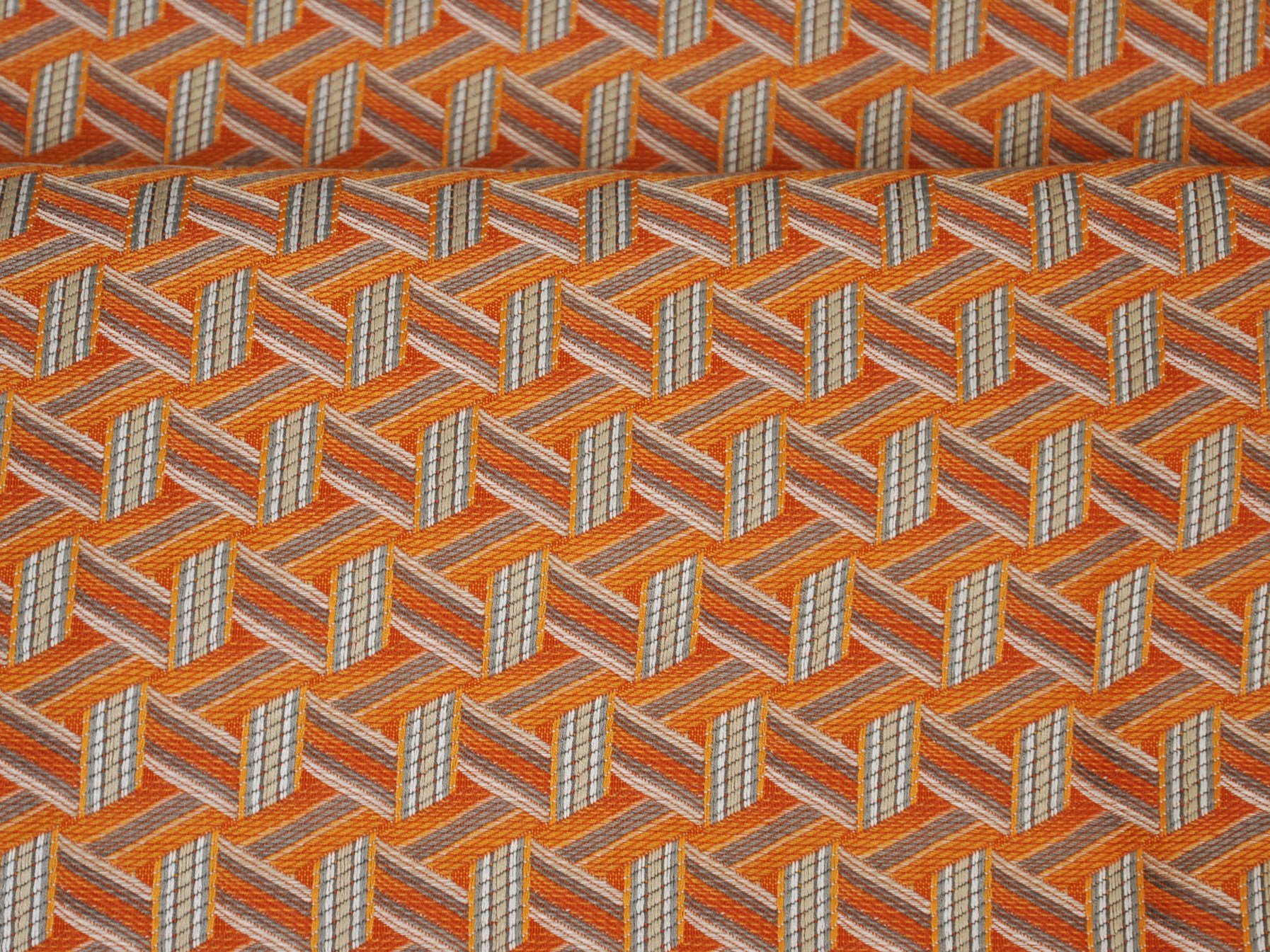 Solid color jacquard fabric tribu by lelievre for Jacquard fabric