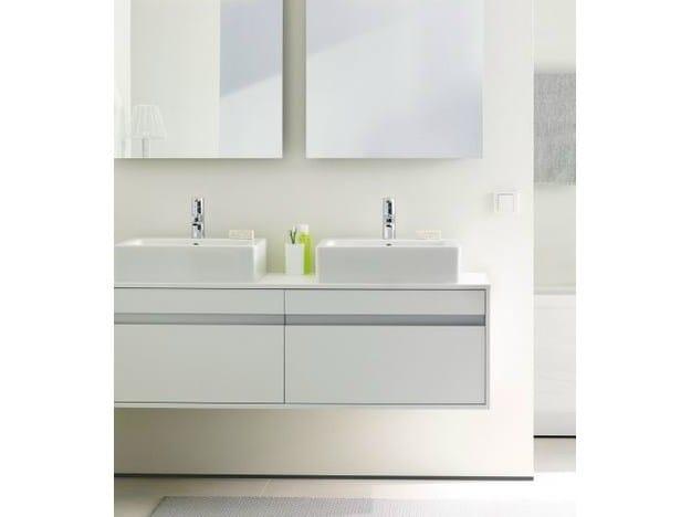 ketho freistehender waschtischunterschrank by duravit. Black Bedroom Furniture Sets. Home Design Ideas
